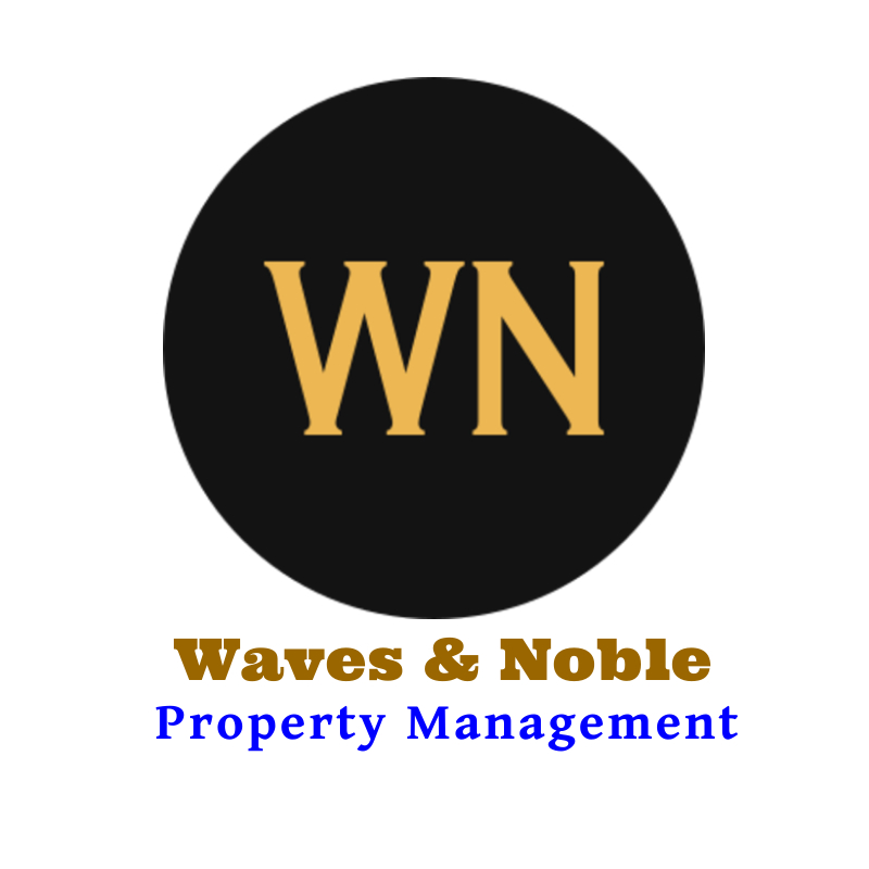 Waves & Noble Cleaning Services Paphos Logo